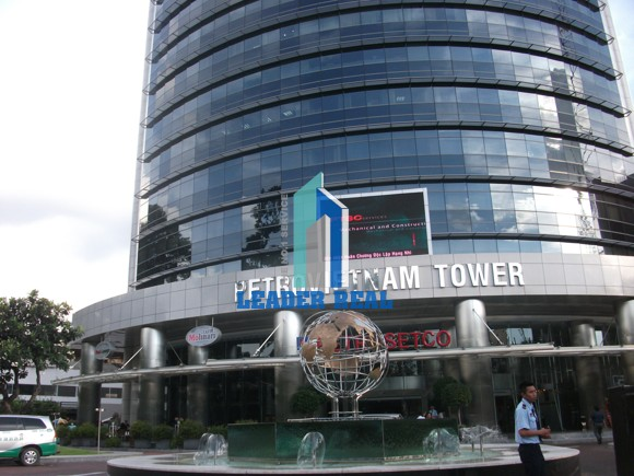 Petrovietnam Tower
